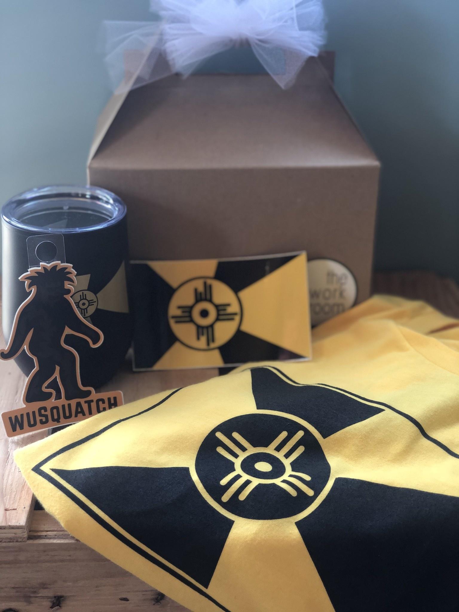"""The Workroom Gift Bundle """"WSU Fan"""""""