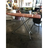 Orange Vintage Ironing Board