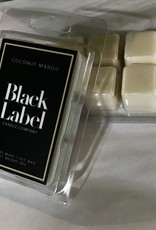 Black Label Candle Company Black Label Wax Melts Summer Lemon Verbena