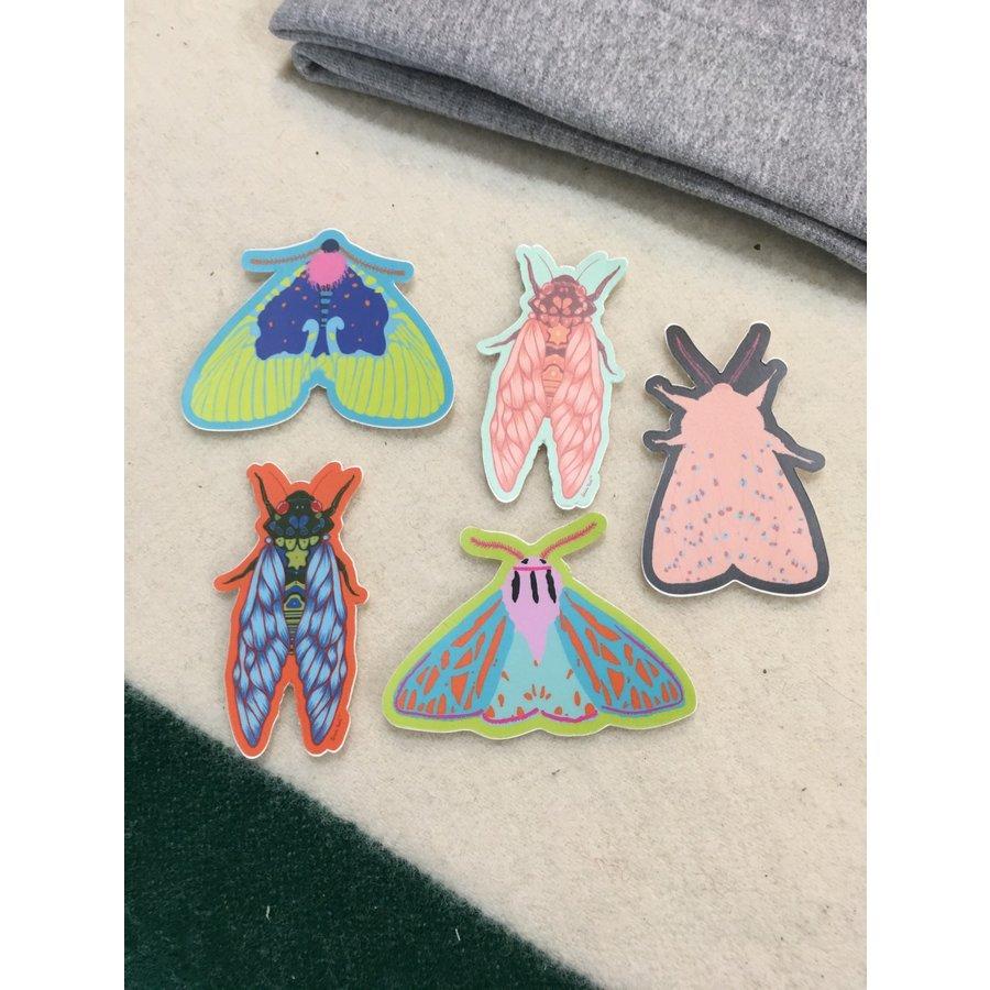 Bug Sticker