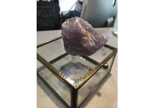 Rock Paradise Rough Stone Amethyst Cluster