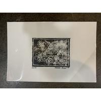 Delilah Reed Lino Print - Lg