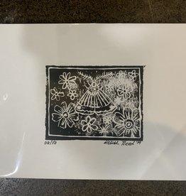 Delilah Reed Delilah Reed Lino Print - Lg