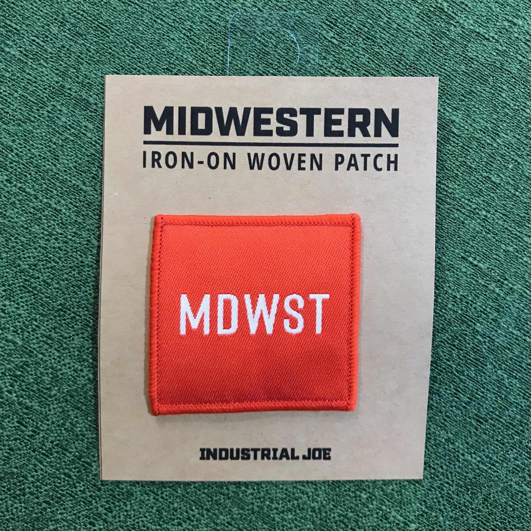 Joe Hanson Joe Hanson MDWST Patch