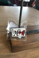 ICTMakers ASL Lapel Pin