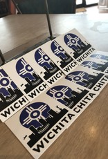 ICTMakers Wichita Cards/Set of 10