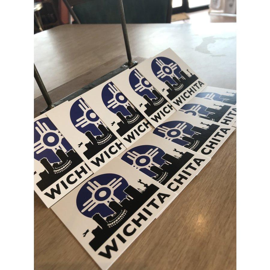 Wichita Cards/Set of 10