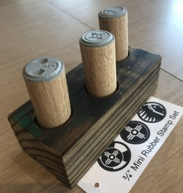ICTMakers Rubber stamp set
