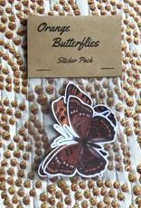 Wolff Studios Theresa Wolff Sticker Pack