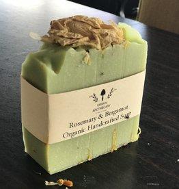 Urban Apothecary Urban Apothecary Rosemary and Bergamont Soap