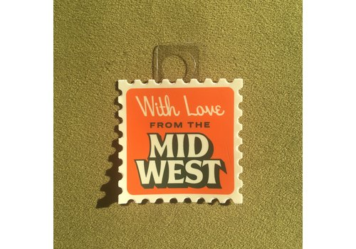 With Love decal
