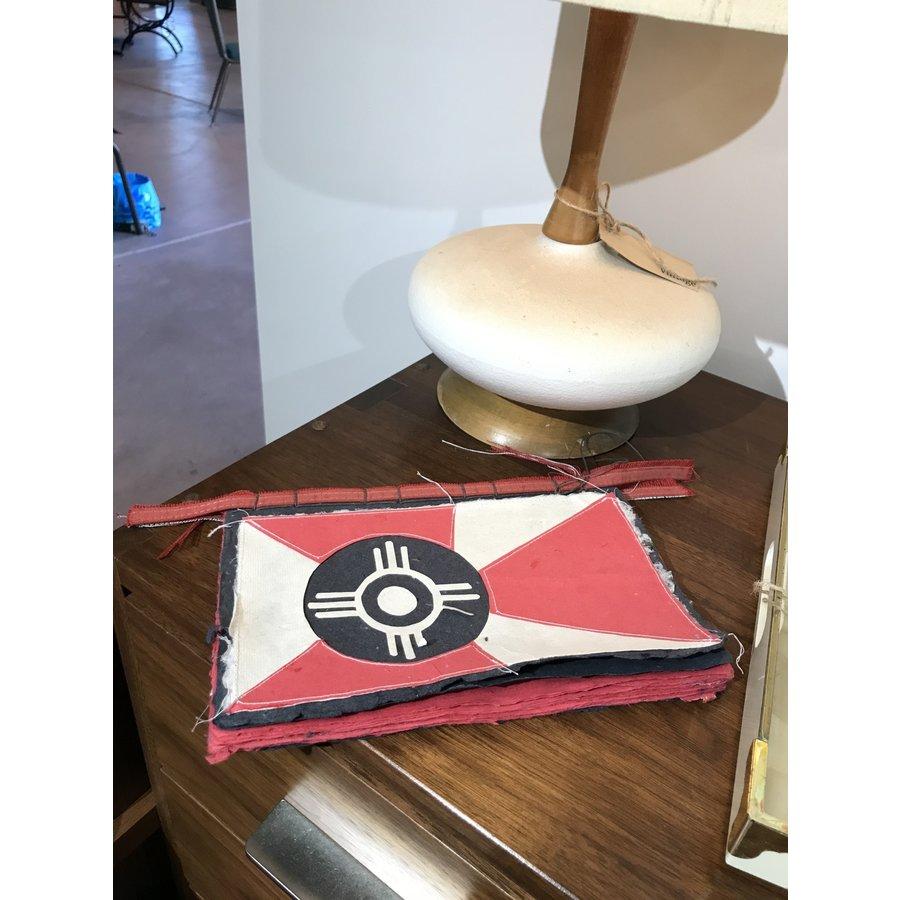 Flag Handmade Sketchbook
