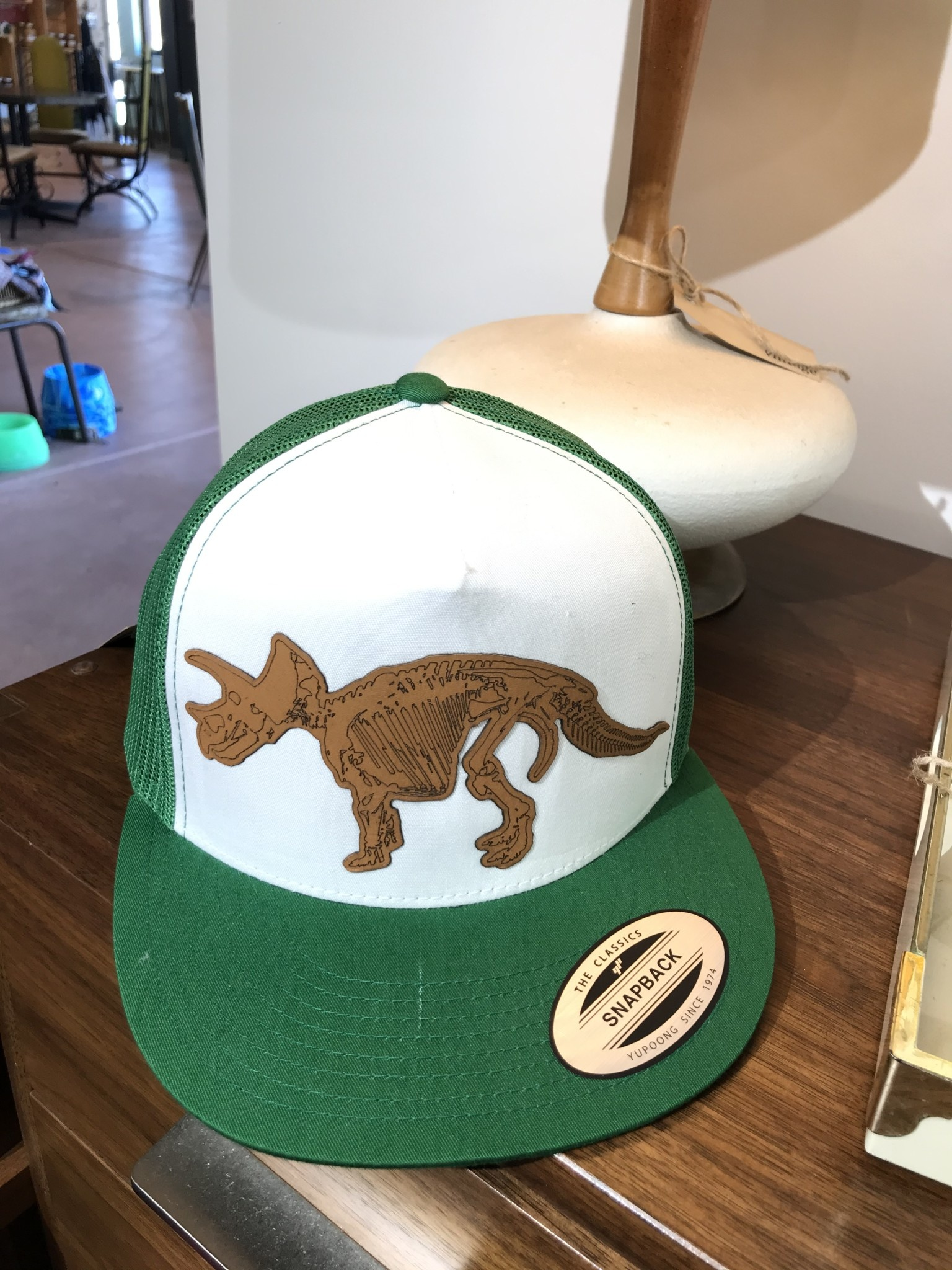 Vache Brothers Vache Brothers Leather patch Hat