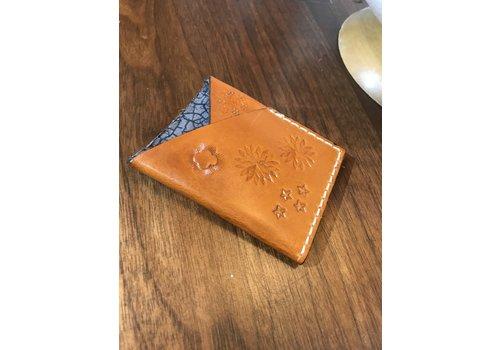 John Fox Minimalist Leather Wallet