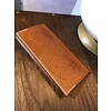 John Fox Leather Checkbook Cover