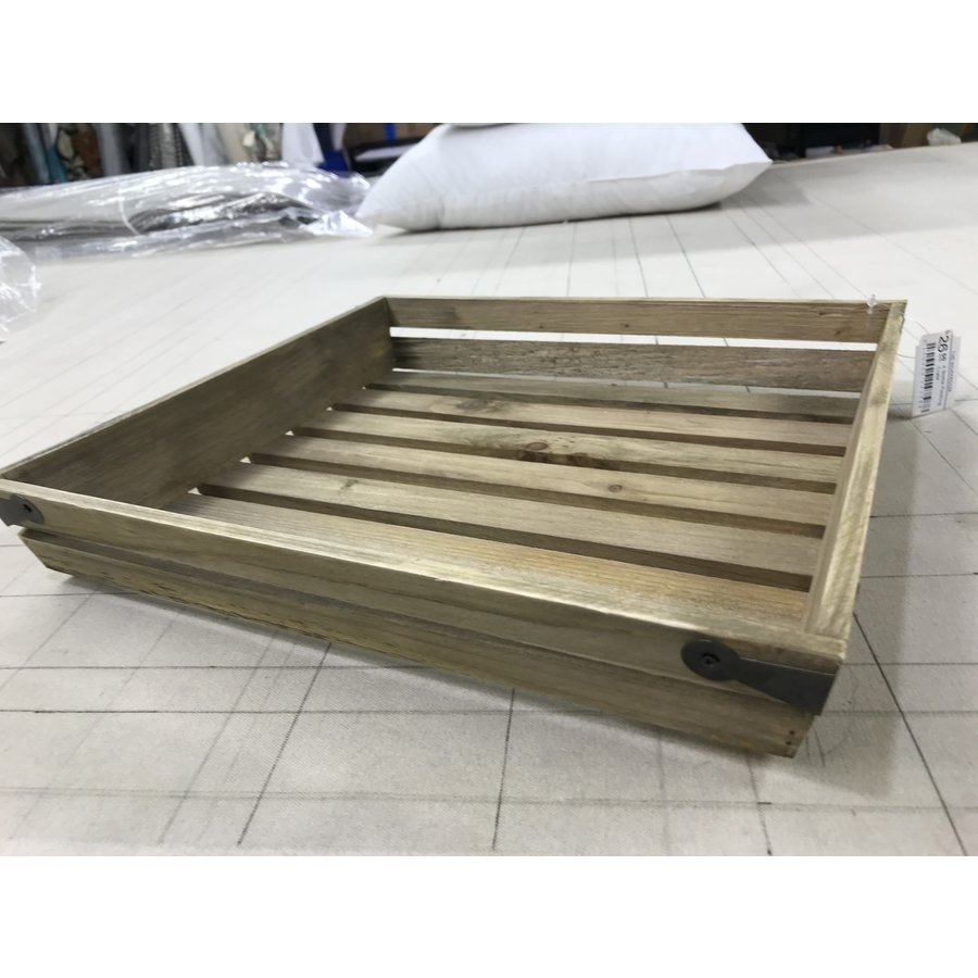 4-Bottle Packing Crate