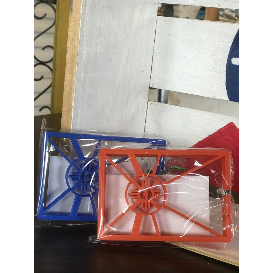 """ICT Flag Cookie Cutter 3/8"""""""