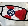 The Workroom Wichita Flag Mask