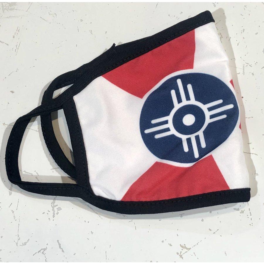Wichita Flag Mask