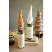 Holiday WIne Topper