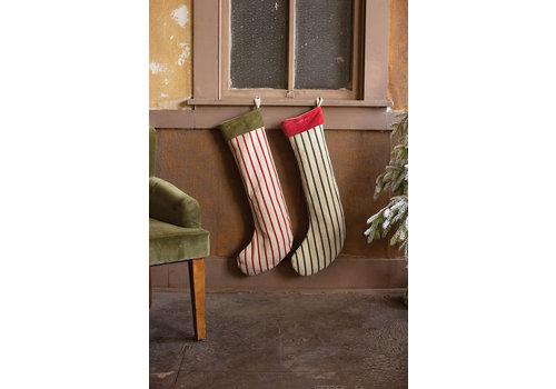 Kalalou Giant Striped Stockings