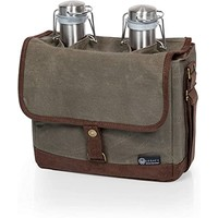 Insulated Double Growler Tote