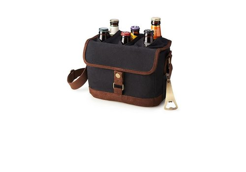 picnic time Beer Caddy Tote with Opener
