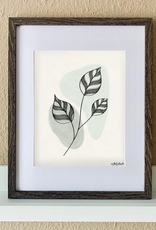 """made by nat Made by Nat """"Calm Leave 2"""" Print"""
