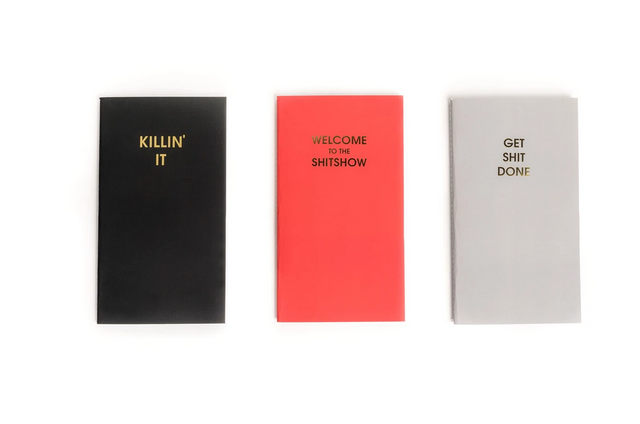 The Workroom Mini Journal