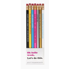 snifty Humor Pencil Packs