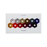 Hexagon Wine-O's Set of 12