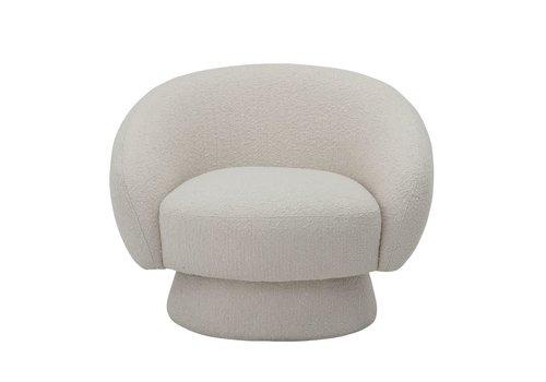 Creative Co-Op Cream Chair