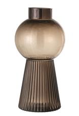 Creativeco-op Brown Glass Vase