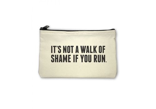 It's Not a Walk of Shame if You Run Pouch