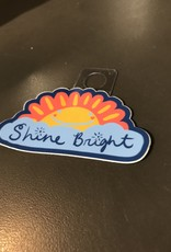 Delilah Reed Shine Bright Decal