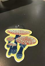 Delilah Reed Mushroom Decal