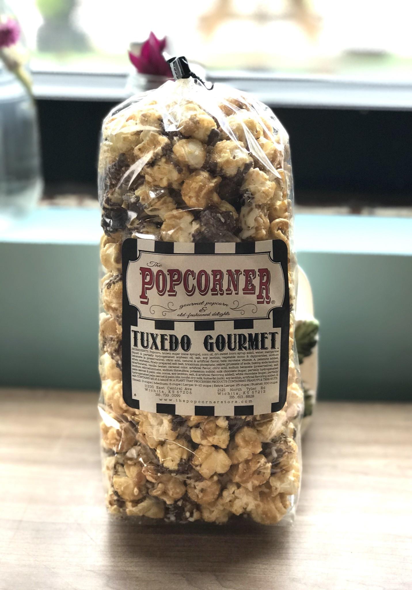 The Popcorner Popcorner Popcorn