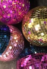 "Onehundred80degrees Mirror Disco Ball, SM 8"""