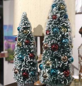 Onehundred80degrees Retro Sisal Tree w/Balls