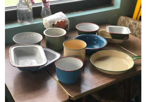 Creativeco-op Assorted Vintage Tableware