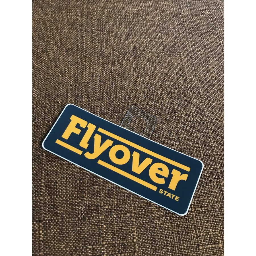 Flyover Decal