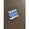 Threadbare Goods Darn Wind Decal