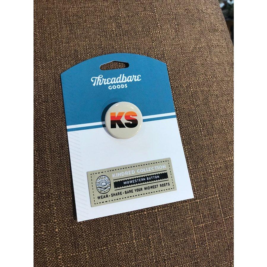 Threadbare Goods Button