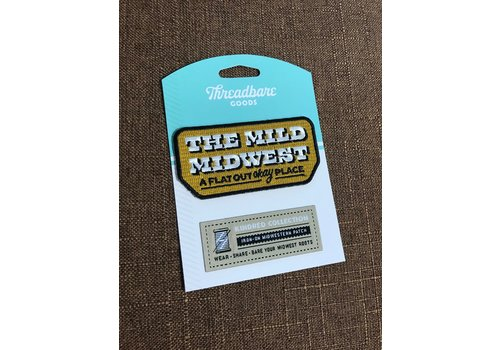 Threadbare Goods The Mild Midwest Patch