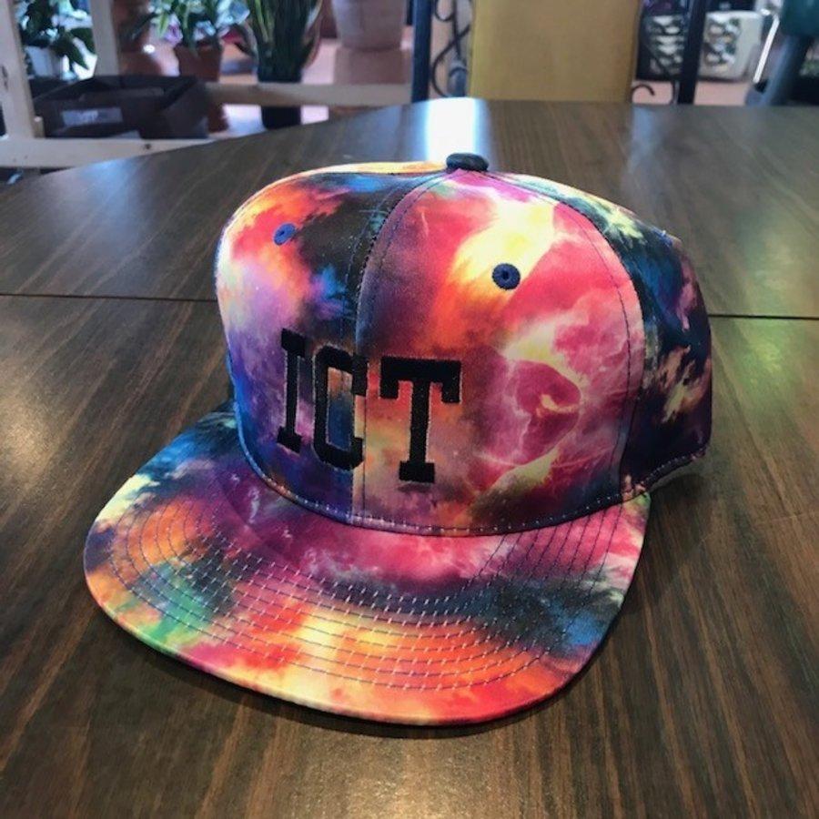 ICT Print Flat bill Hat