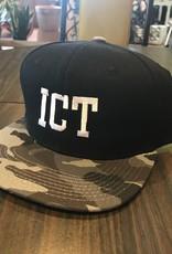 Aidee Gandarilla ICT Print Flat bill Hat
