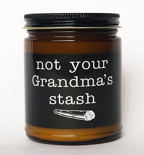 Stash Style Grandma's Stash Candle