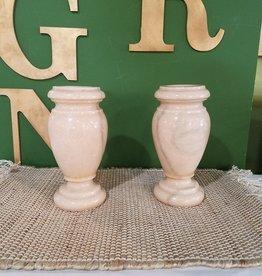 The Workroom Vintage Marble Vase