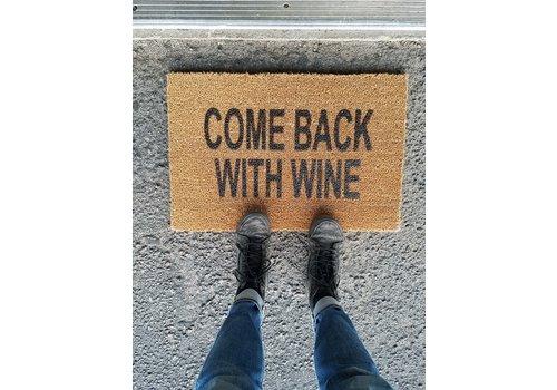 Stash Style Stash Mat Come Back With Wine