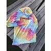 The Workroom Birney's- Tye Dye Long Sleeve Hoodie